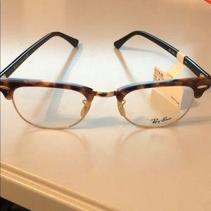 Ray Ban Compulsive tortoise eyeglass frames